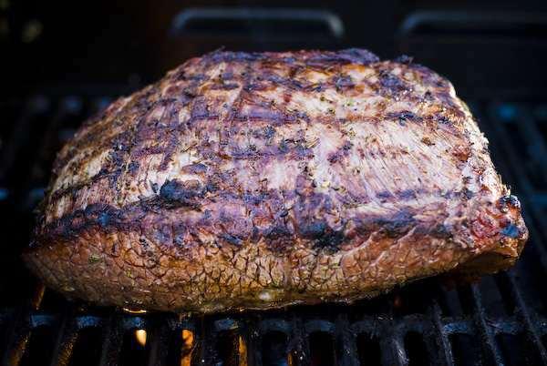 Roast Beef Recipe Grilling Companion