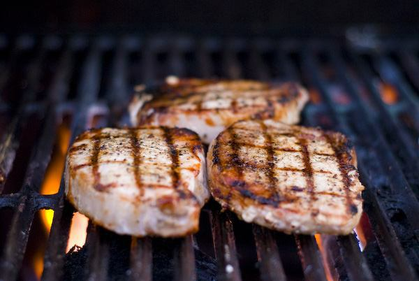 Simple grilled boneless pork chop recipes