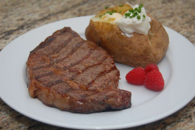 Top Sirloin Grilled