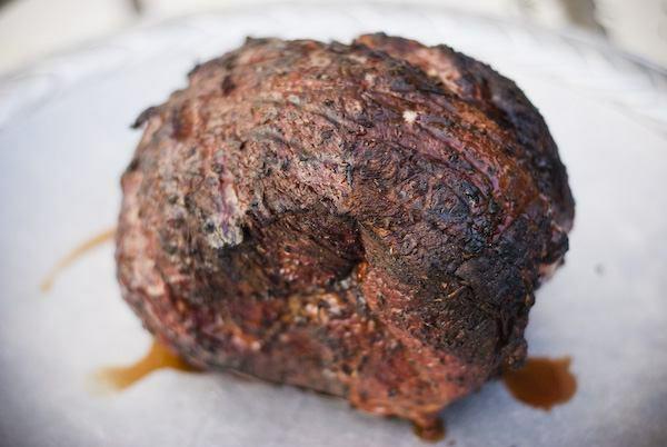 Sirloin tip roast beef