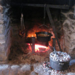 How to Cook with a Fireplace