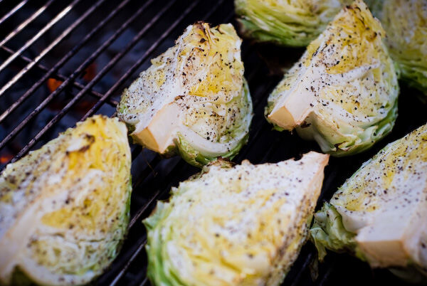 Grilled Cabbage Recipe | Grilling Companion