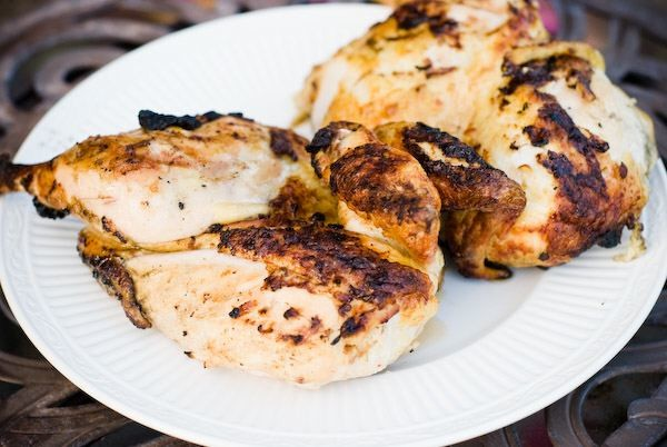 yogurt marinated chicken
