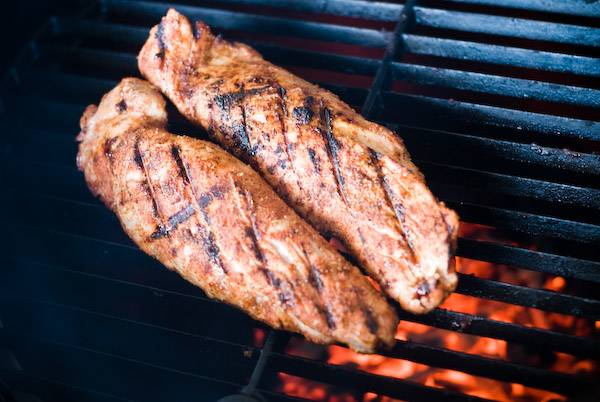 simple pork tenderloin rub