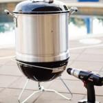 How To Build a Mini BBQ Smoker