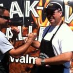 Walmart Steak-over Challenge