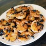 shrimp-teriyaki