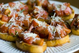 bruschetta-appetizer