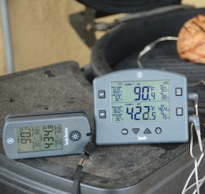 Thermoworks smoke thermometer